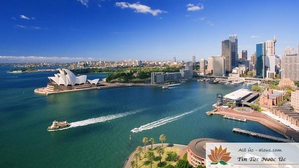 Úc - Một trong những Đất Nước thu hút nhiều khách du lịch hàng đầu thế giới