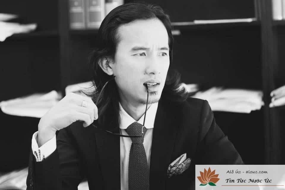 Anh Tạ Quang Huy - Một gương mặt thân quen trên các phương tiện truyền thông tại Úc.