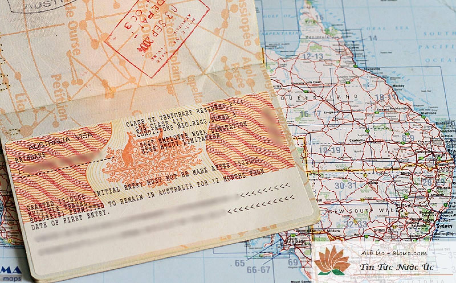 Bộ di trú Úc hủy hàng loạt visa của sinh viên