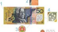 cách phân biệt tiền giả mệnh giá $50