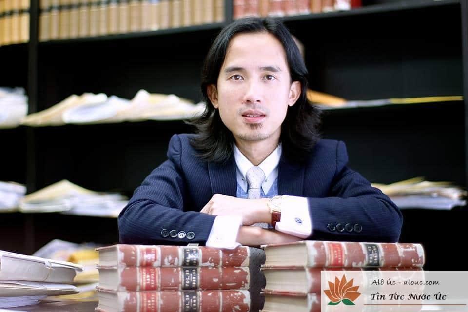 Anh Tạ Quang Huy – Một gương mặt thân quen trên các phương tiện truyền thông tại Úc