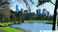 Thành Phố Melbourne Uc