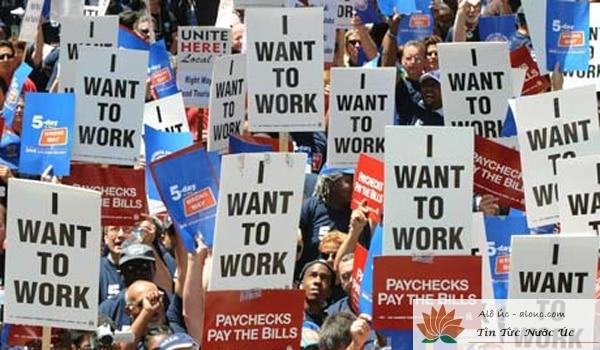 Úc: Tỷ lệ thất nghiệp của các vùng tiểu ở bang Victoria giảm mạnh ...