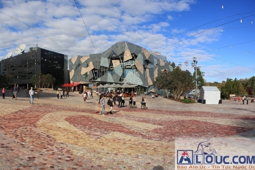 melbourne-Federation-Square
