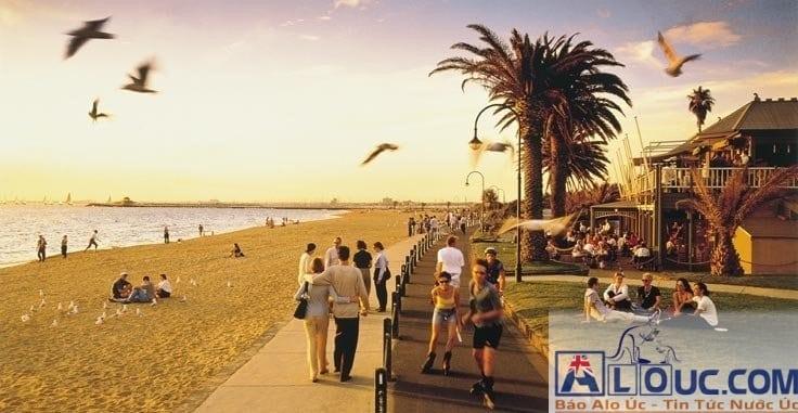 Úc - Một trong những đất nước yên bình và nằm trong top những quốc gia đáng sống nhất trên Thế Giới