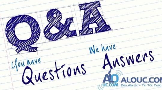 Hỏi đáp: Các vấn đề sinh con ở Úc và quốc tịch của con