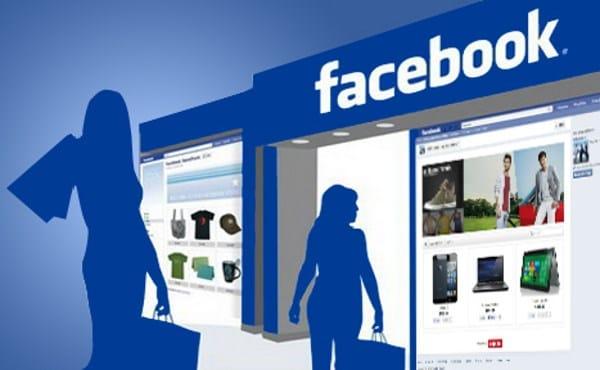 Kết quả hình ảnh cho mua hàng qua facebook