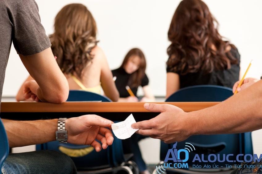 Kết quả hình ảnh cho cheating in examinations