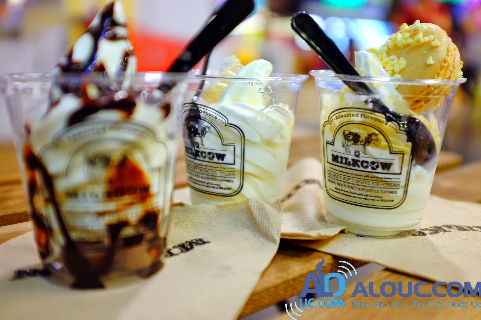 Kết quả hình ảnh cho Milkcow ice cream