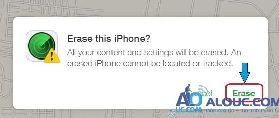 Làm thế nào để mở khoá iPhone nếu như quên mật khẩu?