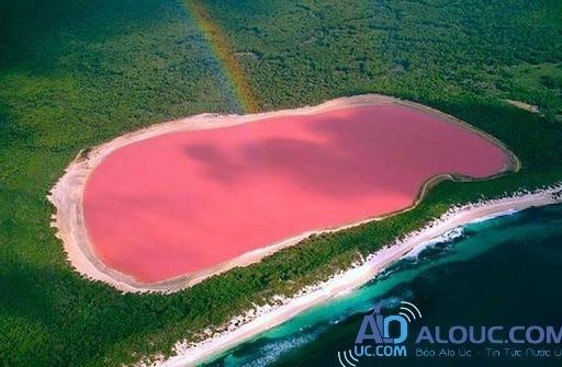 Kết quả hình ảnh cho hillier lake australia