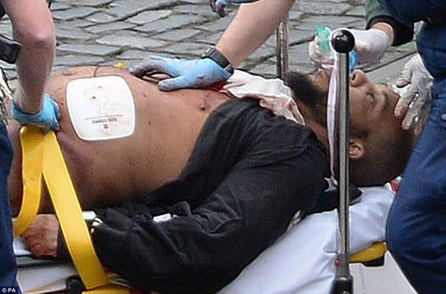 Tấn công khủng bố đẫm máu chấn động thủ đô Anh - 3
