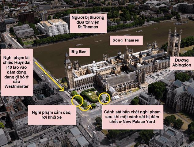 Tấn công khủng bố đẫm máu chấn động thủ đô Anh - 7