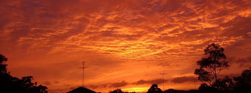 Sydney: Đắm mình trong khung cảnh bình minh đẹp rạng rỡ trước bão lớn - ảnh 3