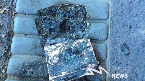 Nữ sinh Melbourne bị bỏng độ 2 sau khi điện thoại Samsung phát nổ