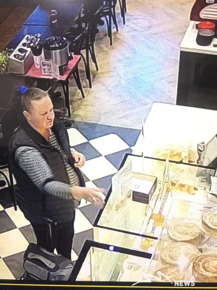 Melbourne: Một phụ nữ lấy trộm hòm tiền từ thiện cho trẻ em trong tiệm bánh