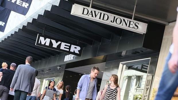 Kết quả hình ảnh cho David Jones & Myer
