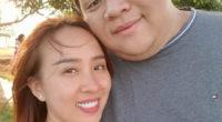 Tình yêu 'đũa lệch' của cô gái Đồng Nai và anh Việt kiều hơn 100kg