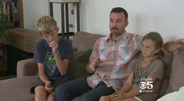 Ba bốn con kể lại ngày đáng nhớ ấy.