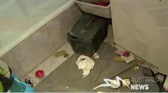 """Perth: Tốt bụng cho người vô gia cư thuê, chủ nhà """"nhận lại"""" rác và thiệt hại hàng ngàn đô"""