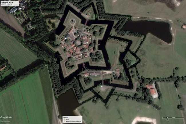Những cảnh tượng bí ẩn vô tình lọt vào tầm ngắm của Google Earth - Ảnh 7.