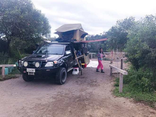 Cuộc sống trên đất Úc của cô gái phố núi: Sở hữu biển số xe tên mình, mua nửa quả mít gần triệu bạc - Ảnh 10.