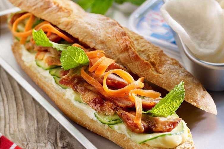 Bánh mì Việt Nam lọt top 10 món sandwich hấp dẫn nhất thế giới - 2