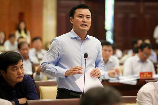 Giám đốc Sở GTVT TP HCM: Đường hỏng do không có xe lưu thông - Ảnh 2.