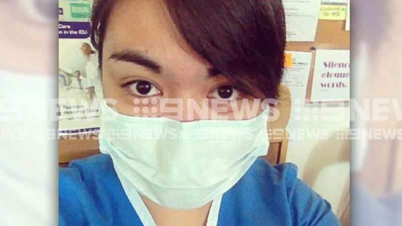 yH5BAEAAAAALAAAAAABAAEAAAIBRAA7 - Truy tìm danh tính lái xe đâm trọng thương y tá trước bệnh viện rồi bỏ trốn