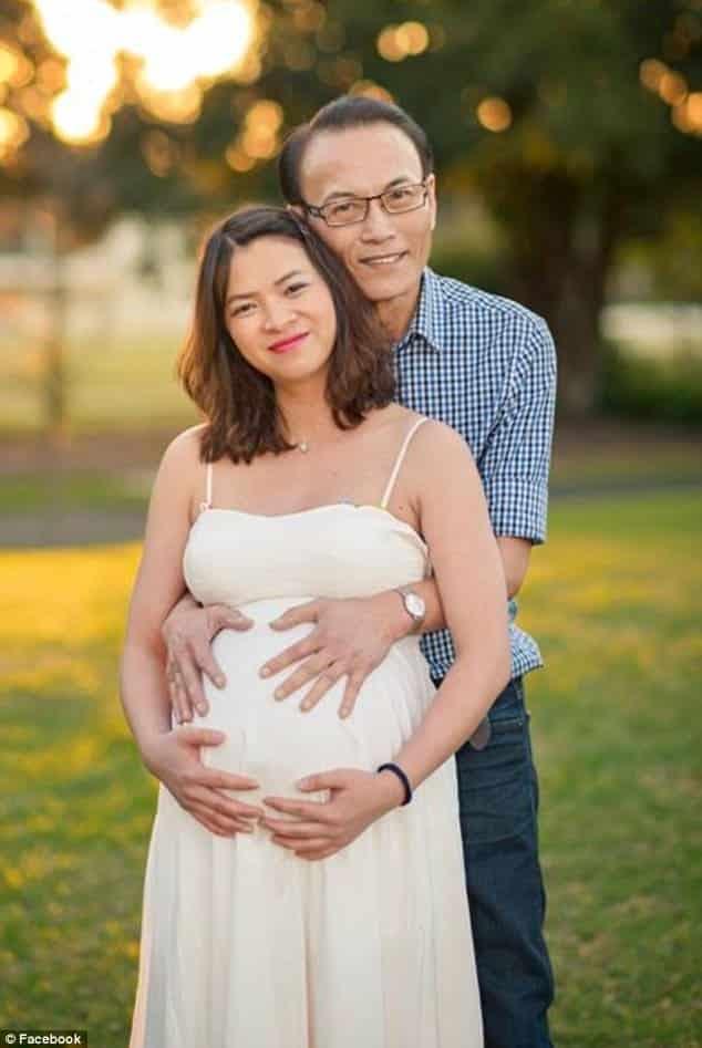 Vợ luật sư gốc Việt bị bắn tại Sydney bay vội sang Úc mà không biết chồng chết - ảnh 3