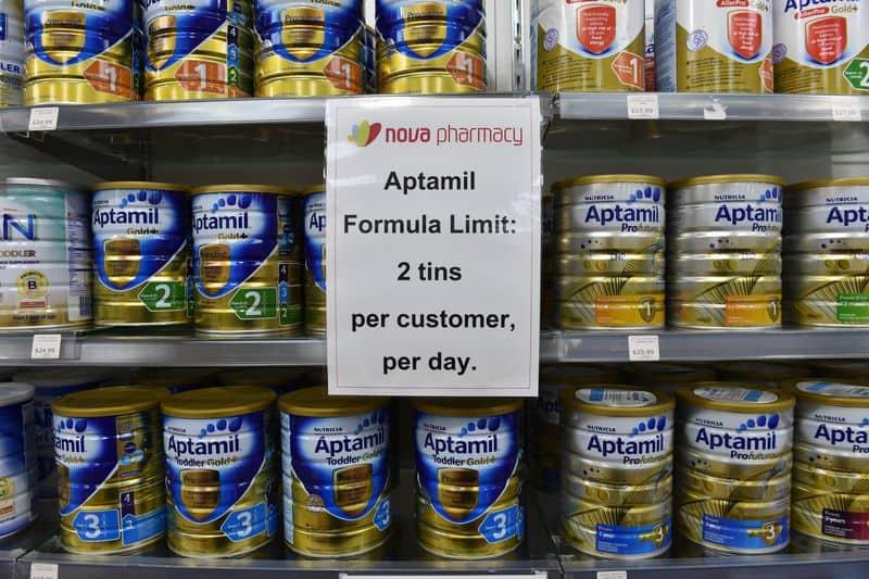 """Úc và các nước khác """"tuyên chiến"""" với thực trạng vơ vét sữa bột trẻ em bán sang Trung Quốc - ảnh 2"""