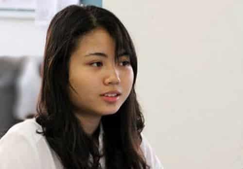 Nguyễn Vũ Linh (18 tuổi)được học bổng hơn 6 tỷ của đại học ở Mỹ. Ảnh: NVCC.