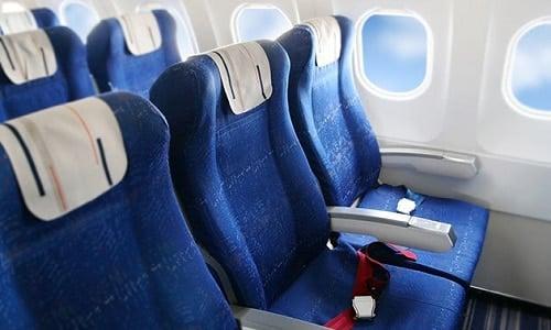 Hàng ghế mà nữ hành khách gặp nạn khi cửa sổ máy bay bị vỡ là 17. Ảnh:Independent Traveller.