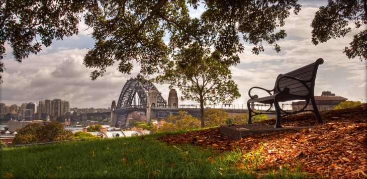 My favourite photography location in Sydney. A great point of view, almost unknown