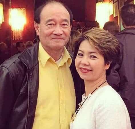 Chồng là người luôn động viên, giúp chị Nhung chăm sóc, dạy dỗ các con khi chị bận việc.