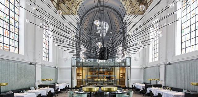 Ghé thăm 7 nhà hàng lạ lùng nhất trên thế giới - Ảnh 7.