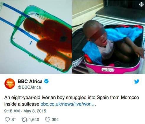 Những thứ kỳ quái từng bị thu giữ tại sân bay, trong đó thậm chí có cả một cậu bé bị nhét vào hành lý - Ảnh 11.