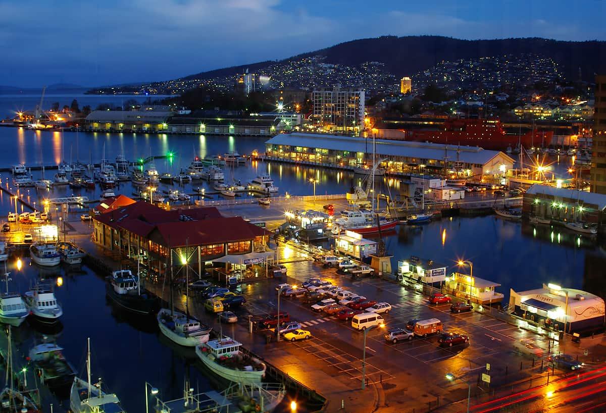 Thành phố Hobart Úc