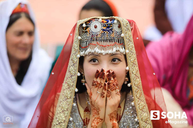 Nữ giám đốc Việt và đám cưới Hồi giáo trong mơ với chàng trai Pakistan trên dãy Tuyết Sơn - Ảnh 5.