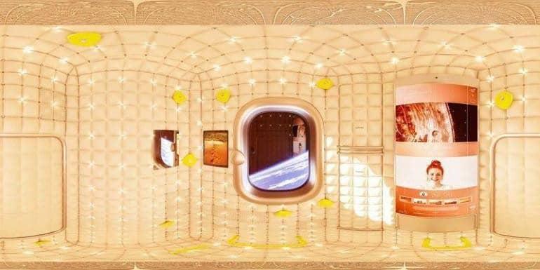 55 triệu USD một chuyến du lịch ngoài vũ trụ - Ảnh 3.