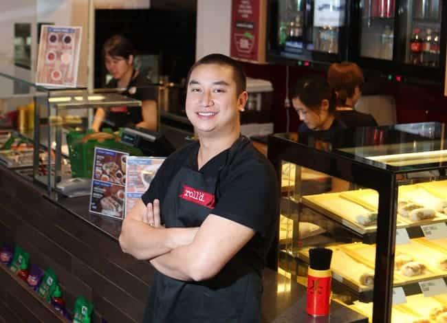 Để phát triển chuỗi nhà hàng ẩm thực Việt tại Australia, Bao Hoang (35 tuổi), CEO của chuỗi nhà hàng Rolld đã phải làm việc 120 giờ mỗi tuần. Ảnh: Good Food.