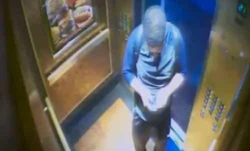 Hình ảnh nghi phạm được cảnh sát công bố. Ảnh:Las Vegas Police