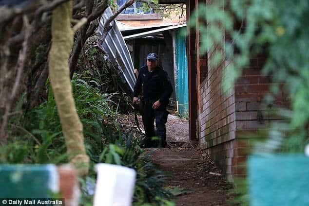 Úc: Dọn dẹp căn nhà bỏ hoang 10 năm, nhân viên vệ sinh phát hiện bí mật kinh hoàng trong tấm thảm - Ảnh 2.