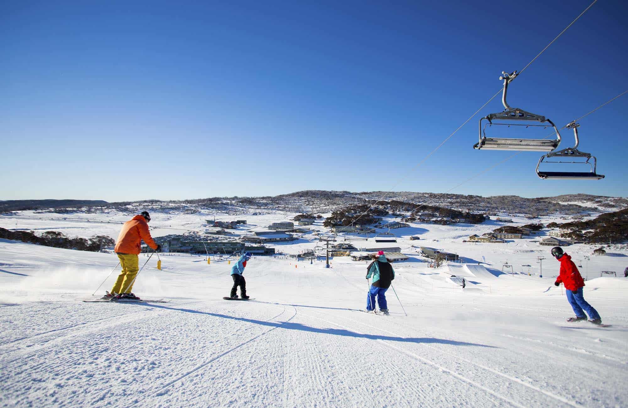 Khu trượt tuyết Perisher