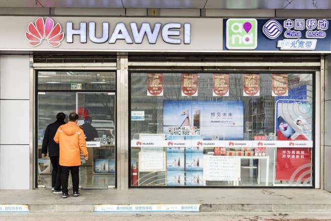 Mot loat quoc gia e ngai Huawei vi nguy co an ninh hinh anh 1