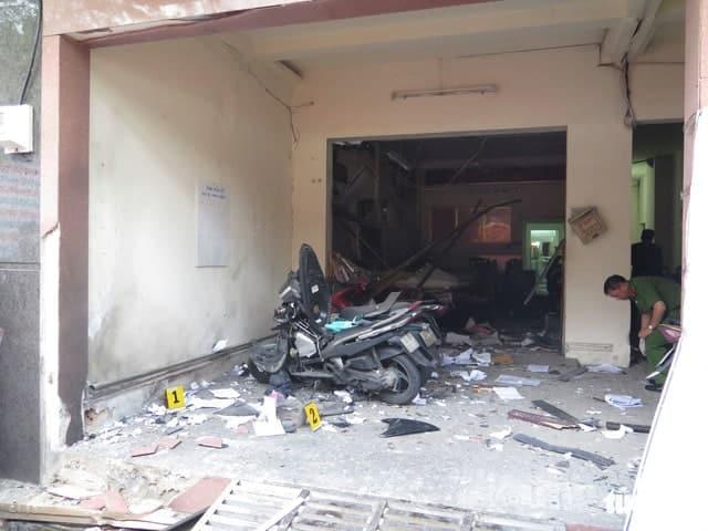 Bắt 7 nghi phạm khủng bố trụ sở công an phường tại TP.HCM - Ảnh 5.