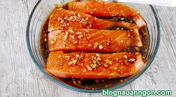 Ảnh minh họa 7 - Siêu nhanh món cá hồi nướng mật ong tuyệt ngon khiến mọi người mê mệt!