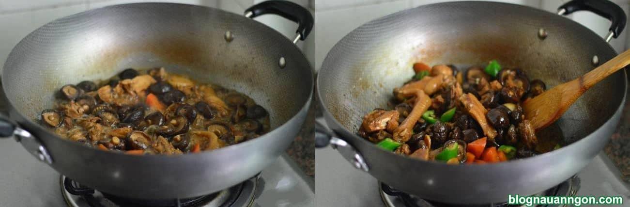 Ảnh minh họa 6 - Làm ngay món thịt gà kho nấm, cà rốt hấp dẫn, hao cơm cho cả nhà thưởng thức!