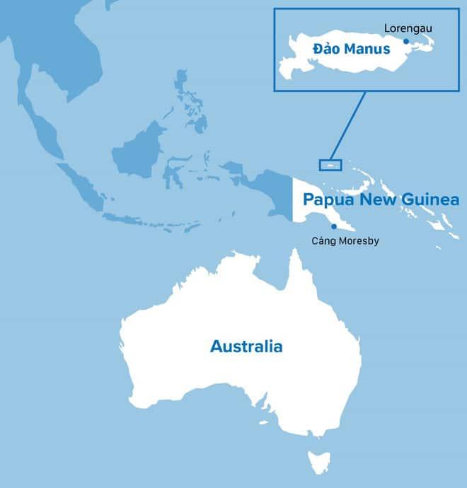 Mối lo TQ đặt tiền đồn ở Manus: Nơi có thể khóa chặt Úc, chi phối Tây Thái Bình Dương - Ảnh 1.