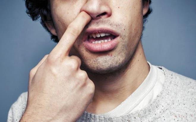 Ngừng ngay việc ngoáy mũi đi nếu không muốn một ngày đẹp trời vào viện cấp cứu!